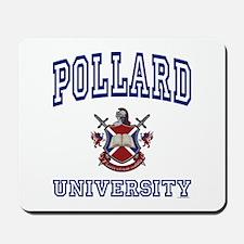 POLLARD University Mousepad