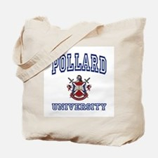 POLLARD University Tote Bag