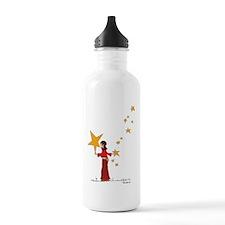 starsVECTOR Water Bottle