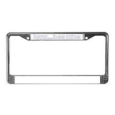 beemine License Plate Frame