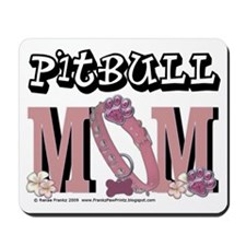 PitBullMom Mousepad
