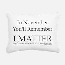 imatter1d Rectangular Canvas Pillow