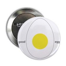 "Good Egg 2.25"" Button"