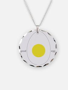 Good Egg Necklace