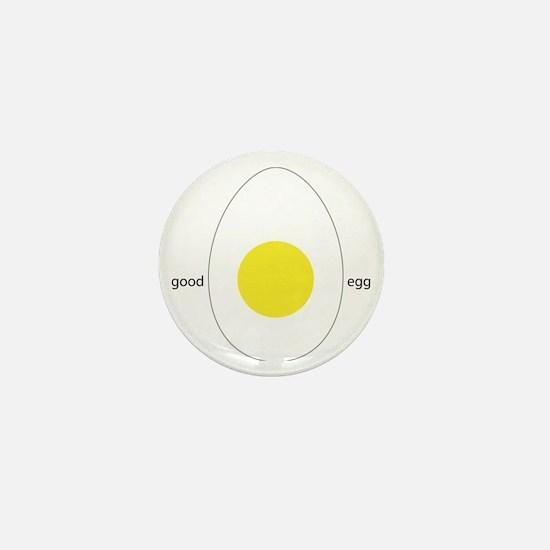 Good Egg Mini Button