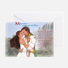 Mekonnen_Nuhamin_Quench-Love3k Greeting Card