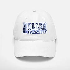 MULLEN University Baseball Baseball Cap