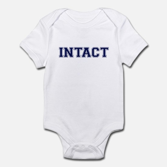 Intact Collegiate Infant Bodysuit