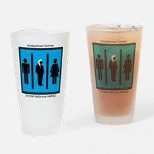 Sheepshead Review new Drinking Glass