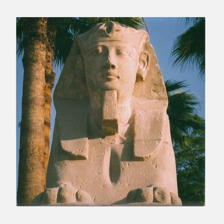 sphinx Tile Coaster