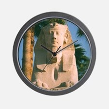 sphinx Wall Clock
