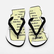 Day 761 Flip Flops