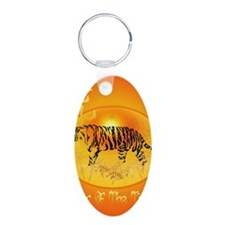 Year Of The Tiger 2010 Post Keychains