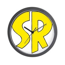 Super_rock Wall Clock