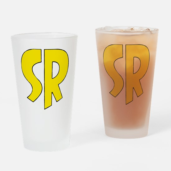 Super_rock Drinking Glass