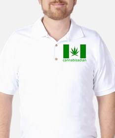 Cannibisadian T-Shirt
