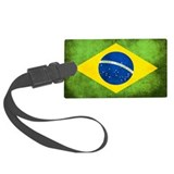 Brazil Luggage Tags