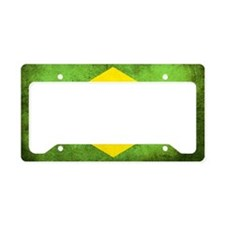 Brasil License Plate Holder