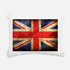 UK Rectangular Canvas Pillow