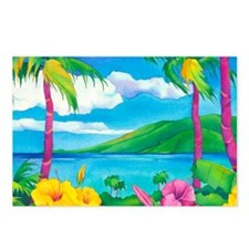 Sunny MauiCalandar Postcards (Package of 8)