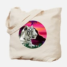 whitetiger1 Tote Bag