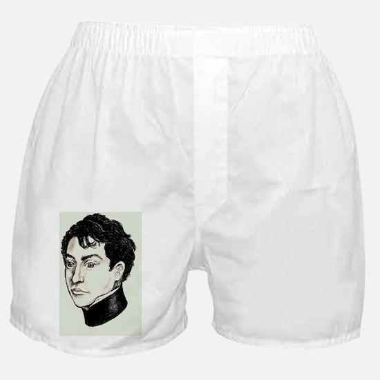 Sadi Carnot Boxer Shorts