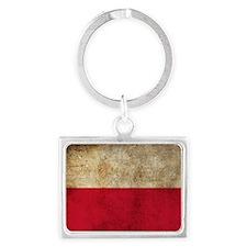 Polsk Landscape Keychain