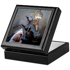 NeptuneBattlesTile Keepsake Box