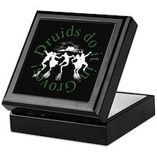 Druids Do It Keepsake Box