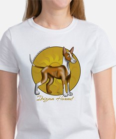 Ibizan Hound with Sun T-Shirt