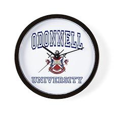 ODONNELL University Wall Clock
