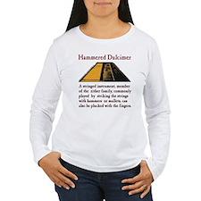 Hammered Dulcimer Defi T-Shirt