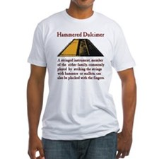 Hammered Dulcimer Definition Shirt
