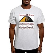 Hammered Dulcimer Definition T-Shirt