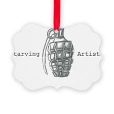 Starving Artist Ornament