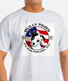 bully_paws_Final T-Shirt