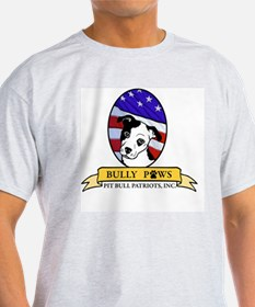 bully_paws_logo2 T-Shirt