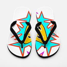 girlyemblem Flip Flops