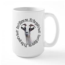 The Goat's Fault Mug