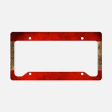 Liban License Plate Holder