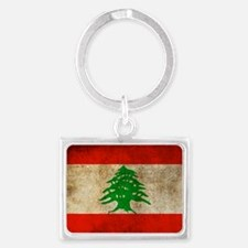 Liban Landscape Keychain