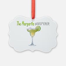 The Margarita Whisperer Ornament