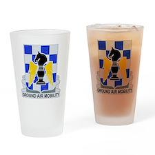DUI - 82nd Aviation Regiment Drinking Glass