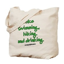 mixte_alcoolisme Tote Bag
