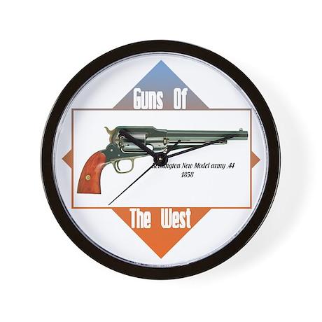 Remington 44-8trans Wall Clock