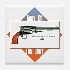 Remington 44-8trans Tile Coaster