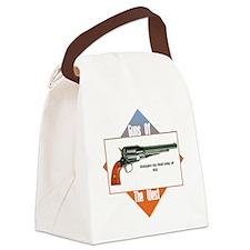 Remington 44-8trans Canvas Lunch Bag