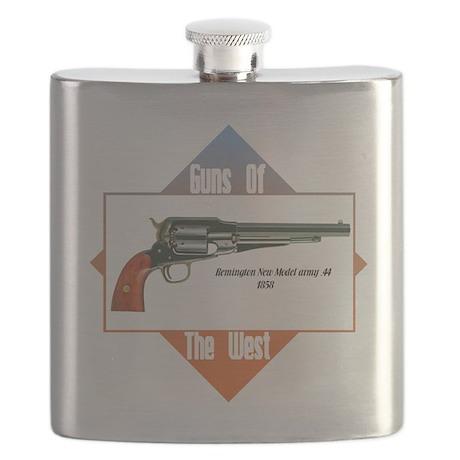 Remington 44-8trans Flask