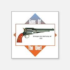 "Remington 44-8trans Square Sticker 3"" x 3"""