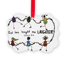 laughter Ornament
